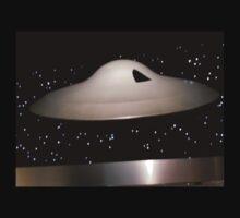 Lost in Space Spaceship Kids Tee