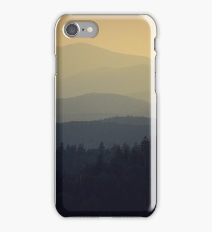 Great Smoky Mountains National Park iPhone Case/Skin
