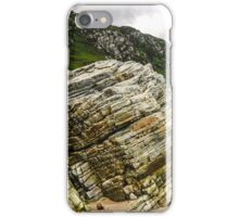 Rocks of Maghera Beach - Ireland #2 iPhone Case/Skin