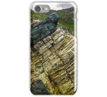 Rocks of Maghera Beach - Ireland #3 iPhone Case/Skin