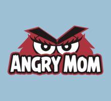 Angry Mom Baby Tee