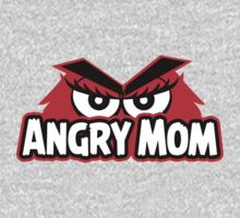Angry Mom Kids Clothes