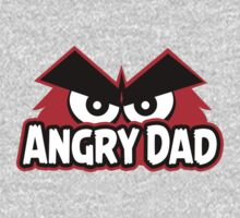 Angry Dad One Piece - Long Sleeve