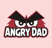 Angry Dad Baby Tee