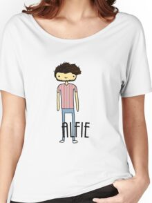 Alfie Deyes- The Pointless One Women's Relaxed Fit T-Shirt