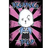 Bunny Fu Photographic Print