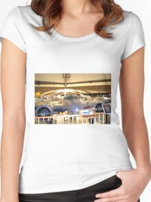 L10 Electra Women's Fitted Scoop T-Shirt