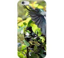 Tui.......this is my patch......KEEP OFF.....! iPhone Case/Skin