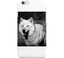 Wolf Close up iPhone Case/Skin