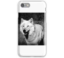 Wolf Close up iPhone Case/Skin