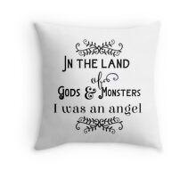 Gods & Monsters Throw Pillow