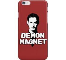 XANDER HARRIS: Demon Magnet iPhone Case/Skin