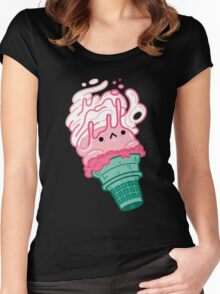 Get a Grip Women's Fitted Scoop T-Shirt
