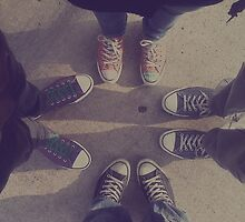 chucks. by Meg Subry