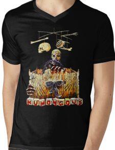 humongous Mens V-Neck T-Shirt