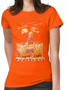 humongous Womens Fitted T-Shirt