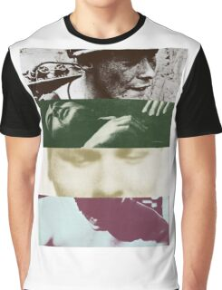The Smiths Albums Graphic T-Shirt