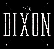 Team Dixon by Dorothy Timmer