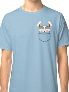 Pocket rabbit Classic T-Shirt