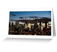 New York 1 Greeting Card
