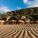 Tidal River Ripples by photograham