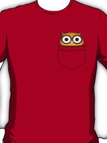 Pocket owl T-Shirt
