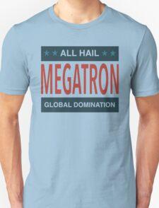 All Hail Megatron - II T-Shirt