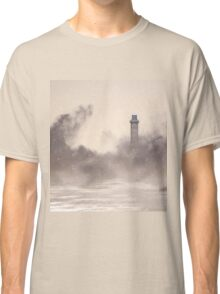 I'll be your lighthouse when you're lost at sea Classic T-Shirt
