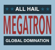 All Hail Megatron - III by pyros