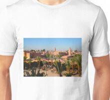Postcard from Marrakech Unisex T-Shirt
