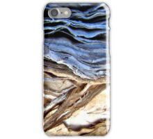 Brown earth...stormy skies.... iPhone Case/Skin