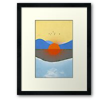 KAUAI No Text Framed Print