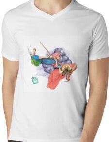 New Adventures - Adventure Time! Mens V-Neck T-Shirt
