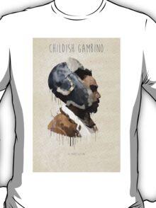 Childish Gambino Droplet T-Shirt