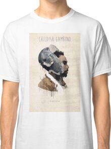 Childish Gambino Droplet Classic T-Shirt