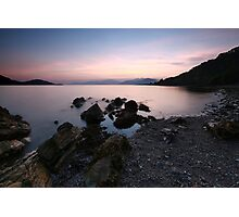 Shores of Loch Linnhe Photographic Print