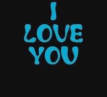 I Love You (I Love You & I Know Couples Design) T-Shirt