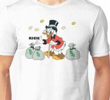 RICH.  Unisex T-Shirt