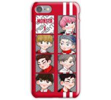 MONSTA X - #FIGHTER  iPhone Case/Skin
