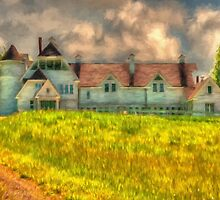 Hilltop Farm by Lois  Bryan