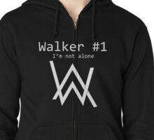 Walker #1 Im not Alone Zipped Hoodie