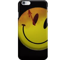 The Comedian is Dead iPhone Case/Skin