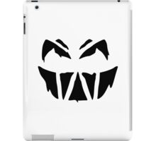 Halloween Horror Face iPad Case/Skin
