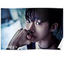 hyungwon monsta-x 2 Poster