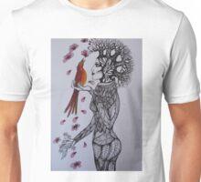 The songbird Unisex T-Shirt