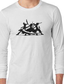 Death The Kid, Maka, Black Star Shirt Long Sleeve T-Shirt