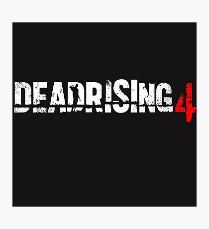 deadrising4 Photographic Print
