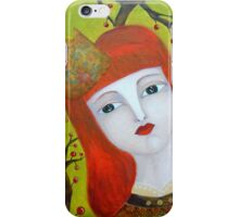 Slave to the Crown iPhone Case/Skin