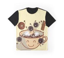 Hot chocolate time! Graphic T-Shirt