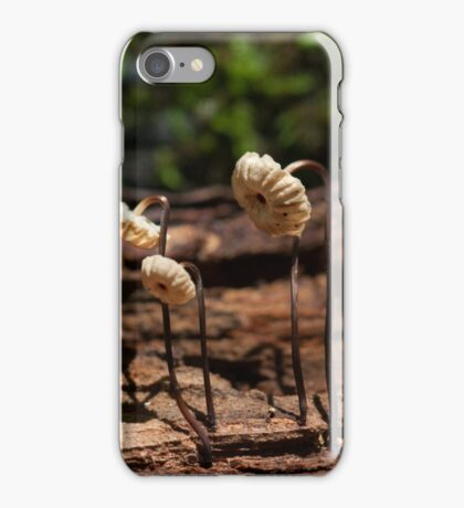 heads down iPhone Case/Skin